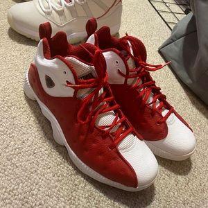 Jordan Jumpman Team 2 Gym Red
